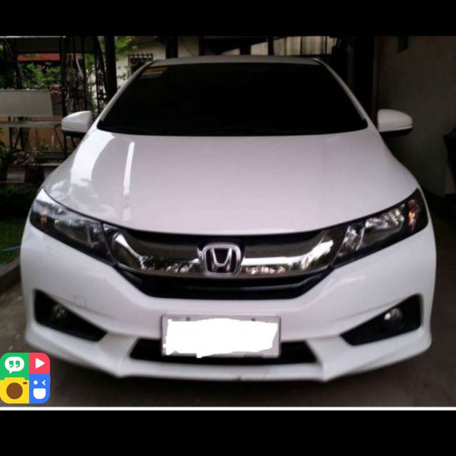 Honda City 2016, A/T (upgraded to VX) in 17,000 mile age