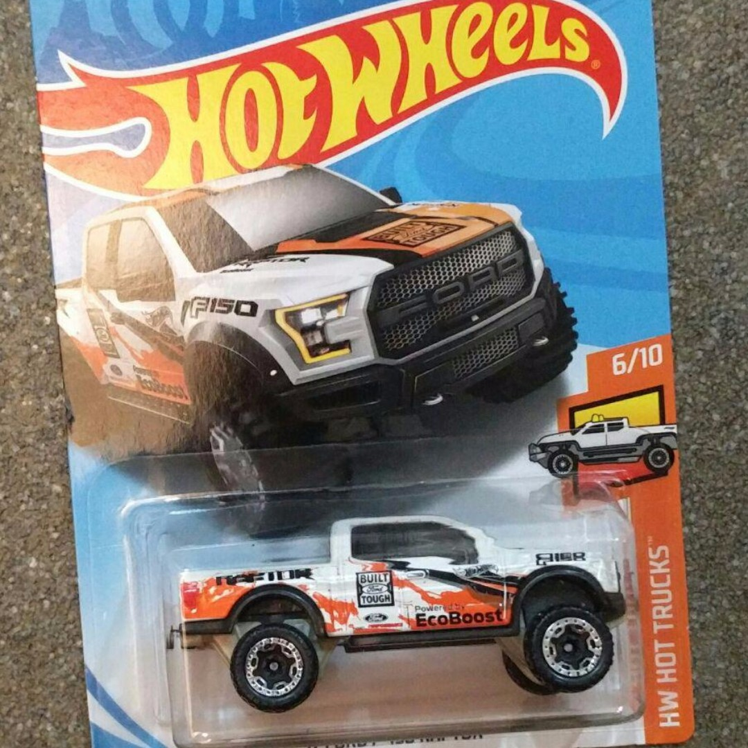Hotwheels 17 ford f 150 raptor hw hot trucks series 610 toys photo photo photo photo voltagebd Images