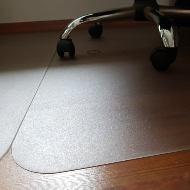 Hedendaags IKEA kolon floor protector 120cm x 100cm, Furniture, Others on PV-47