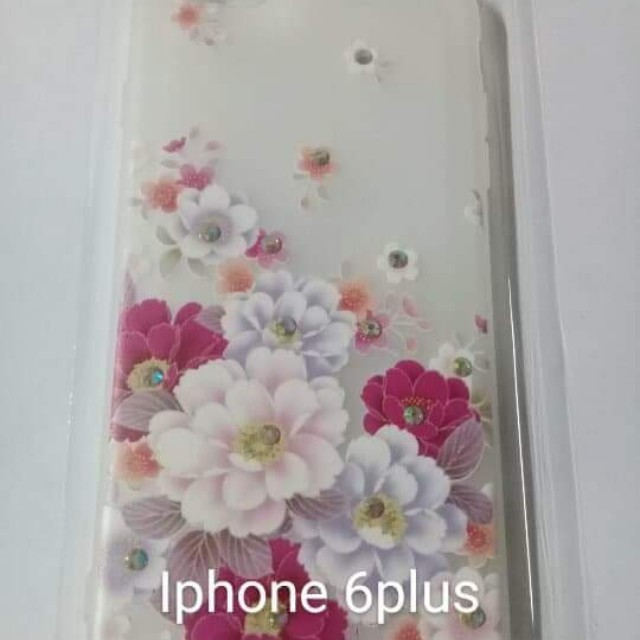 Iphone 6/6s plus - Flower case