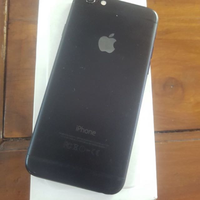 Iphone 6 64 Black