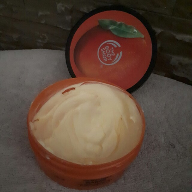 Jual body butter bodyshop (mango)