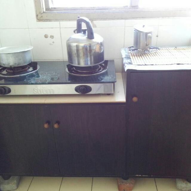 Kabinet Dapur Gas Home Furniture On Carou