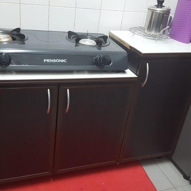 Kitchen Cabinet Kabinet Dapur Home Furniture On Carou