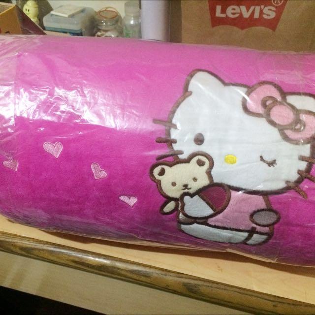kitty 大圓桶枕頭