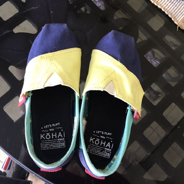 Kohai (Wakai) original size 28
