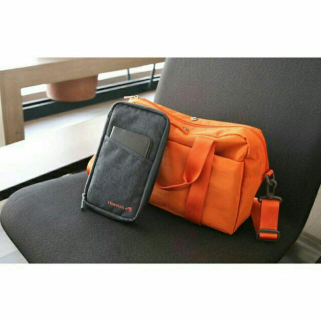 Long purse organizer bag travel