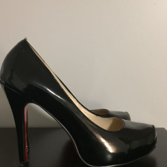 Louboutin Heals - Authentic - Fits 8.5