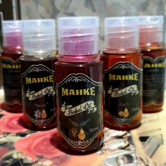 MAHKE herbal oil