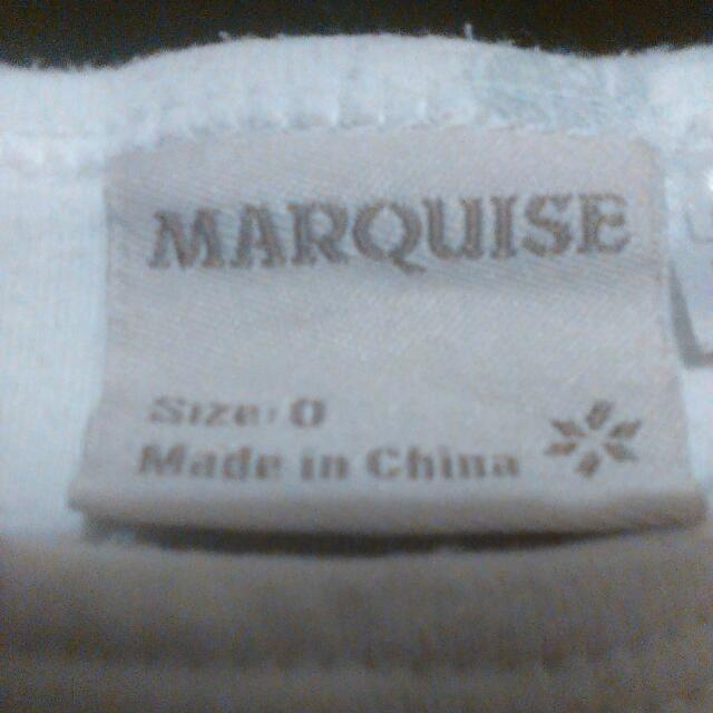 Marquise Baby Unisex Size 0