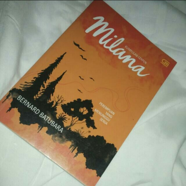 """Milana"" by Bernard Batubara"