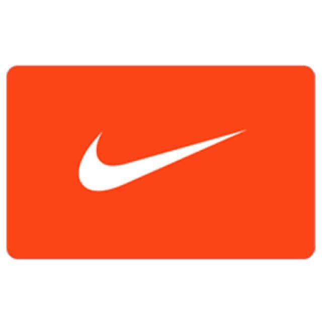 Nike $100 giftcard