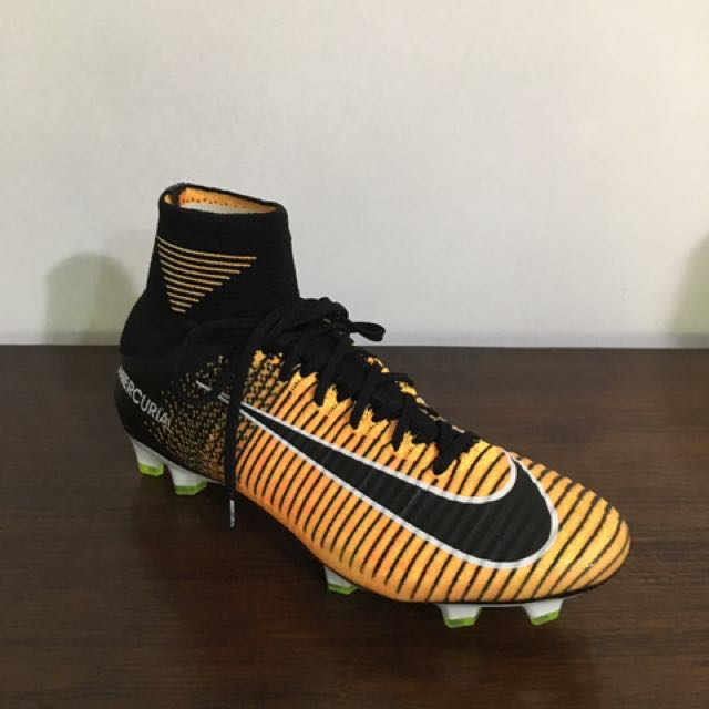 check out 314b6 29dc9 Nike Mercurial Superfly 5 DF FG, Sports, Sports & Games ...