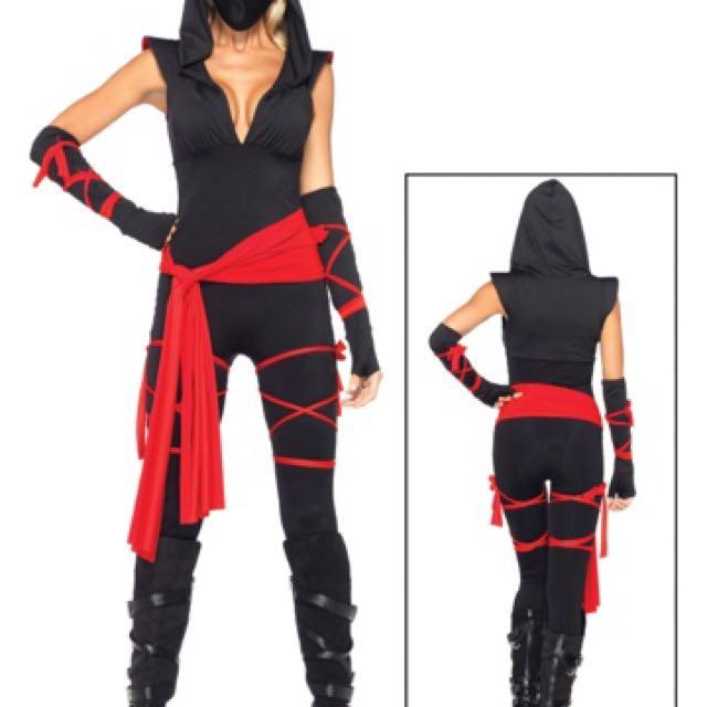 Ninja Sexy Halloween Costume