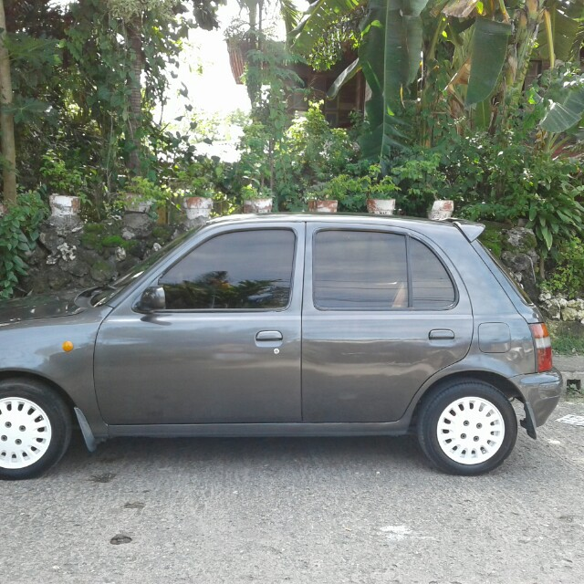 Nissan march 2007