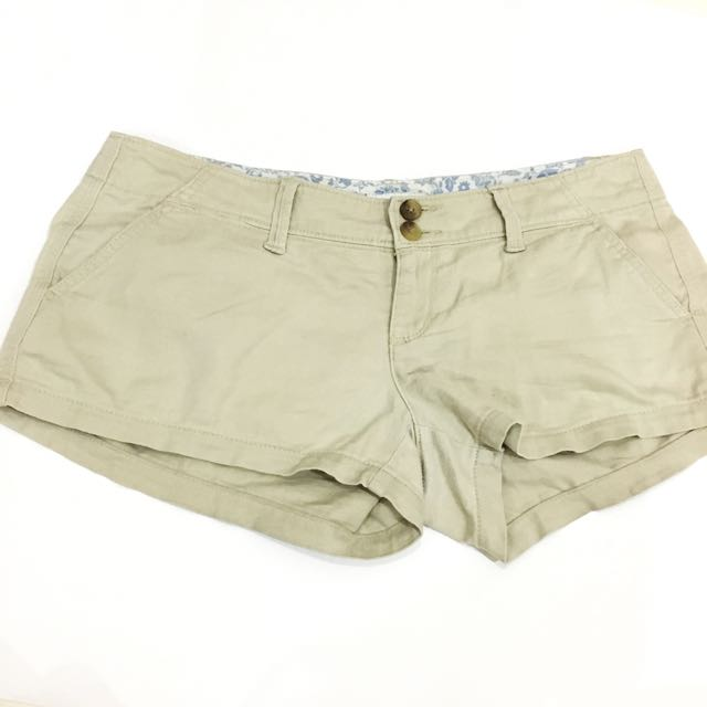 Nude Short Pants