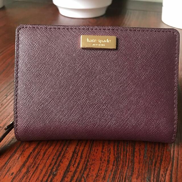 Original Kate Spade Wallet Laurel Way