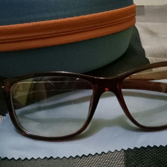 PACIFIC BLUE Eye glass