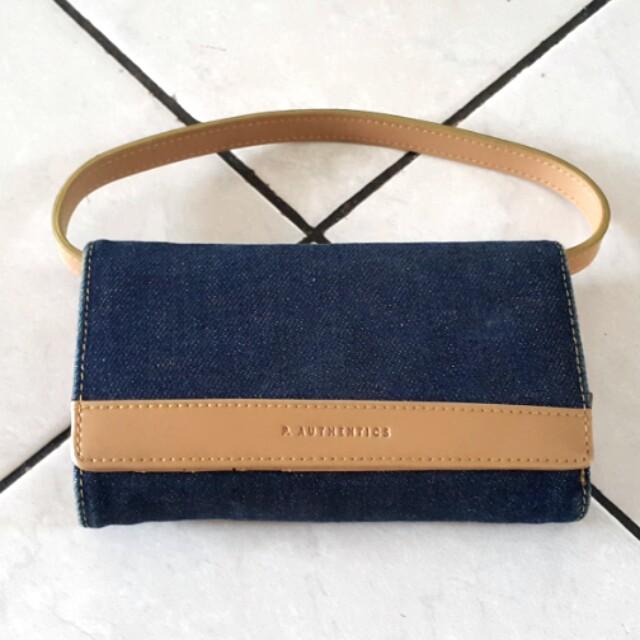Padini Authentics Denim Wallet
