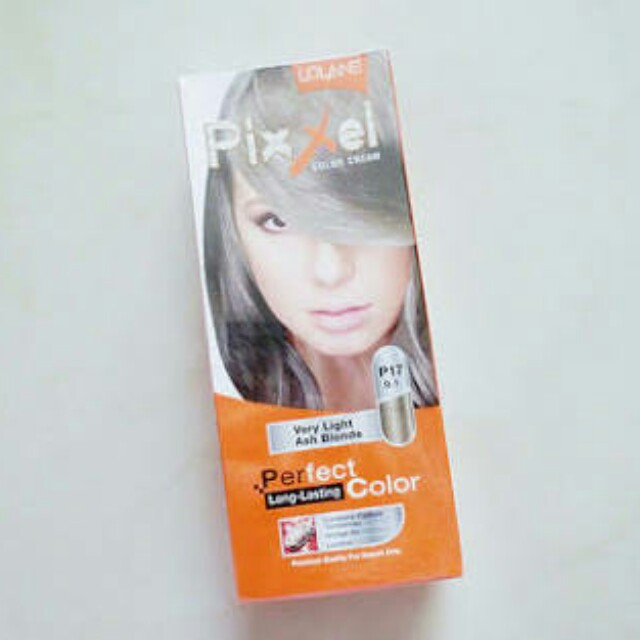 Pixel Ash Blonde Health Beauty Hair Care On Carousell