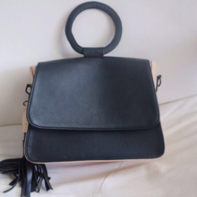 Play Room Black Bag