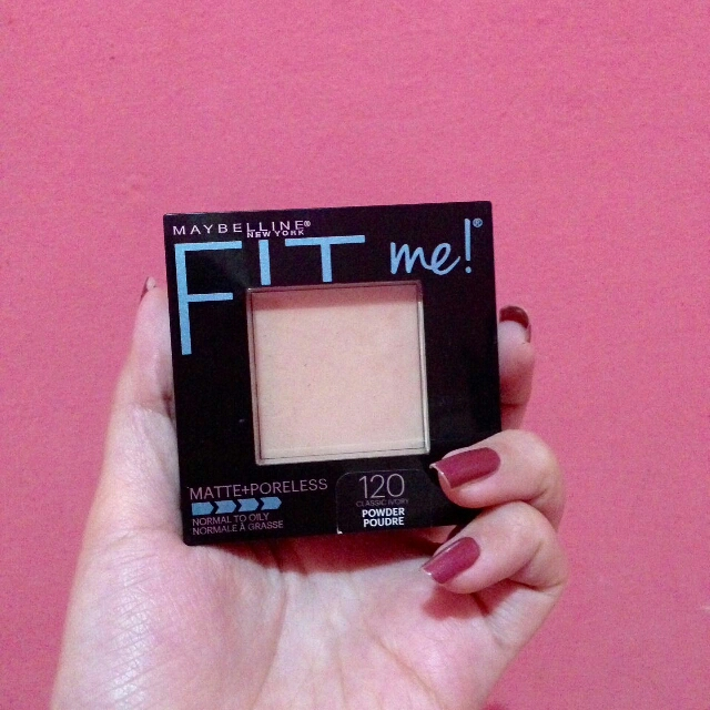 Powder Maybelline Fit Me