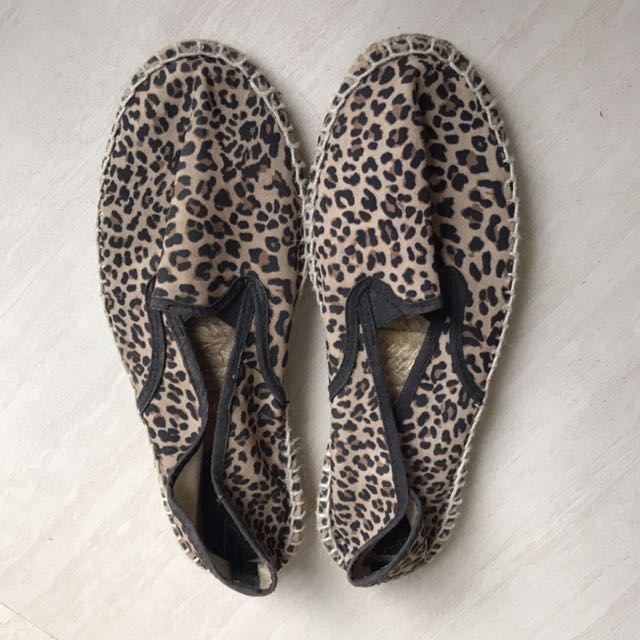 Pull&Bear Espadrille Shoes