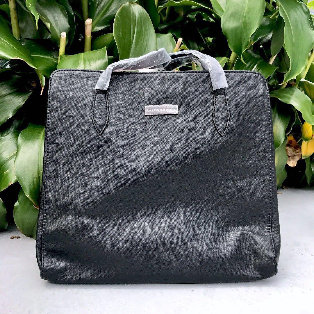 Ralph Lauren Parfums Tote Le Sac Femme In Black Luxury Bags Wallets On Carou