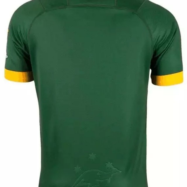 ee5c1074d8e RLWC2017 MENS KANGAROOS REPLICA PRO JERSEY, Sports, Athletic & Sports  Clothing on Carousell