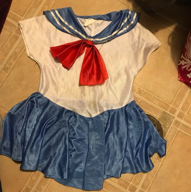 Sailor Moon costume for girls ages 3-5