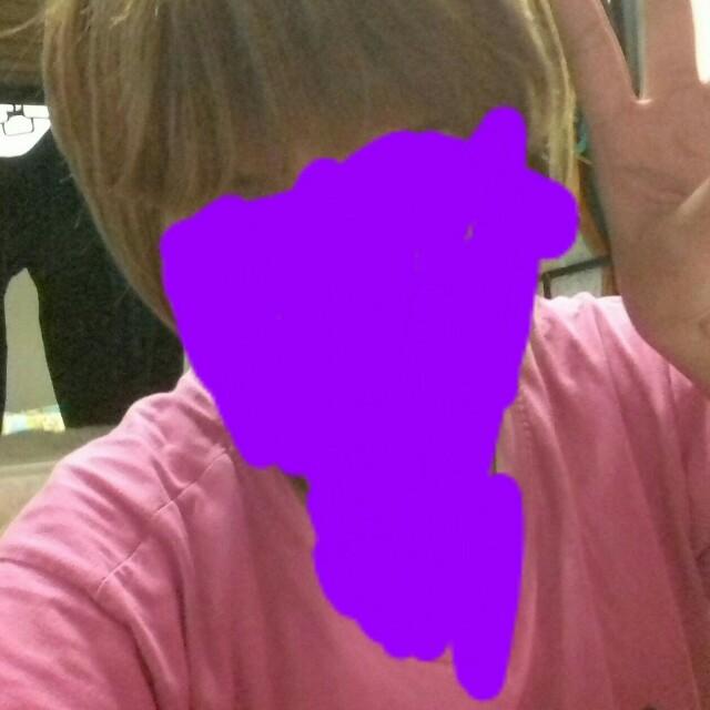 Short Golden Brown Wig