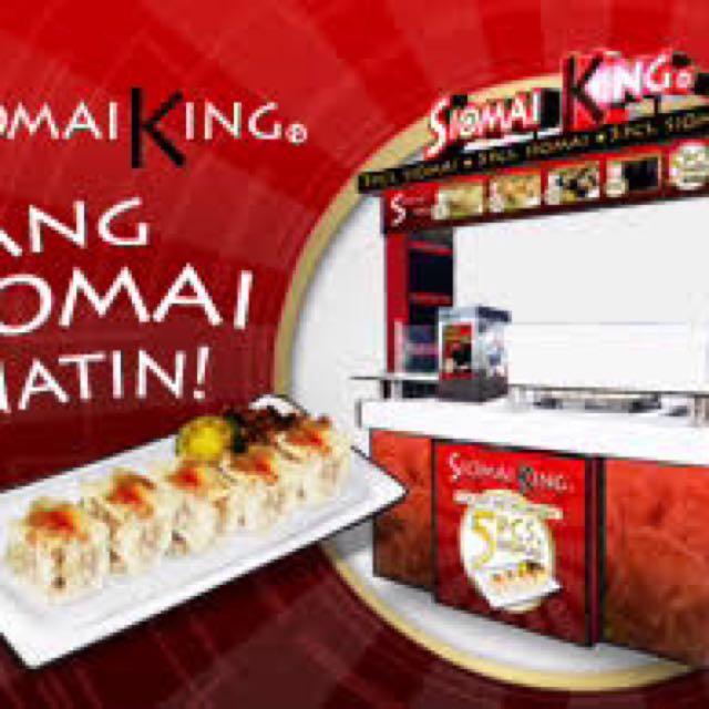 Siomai king franchise