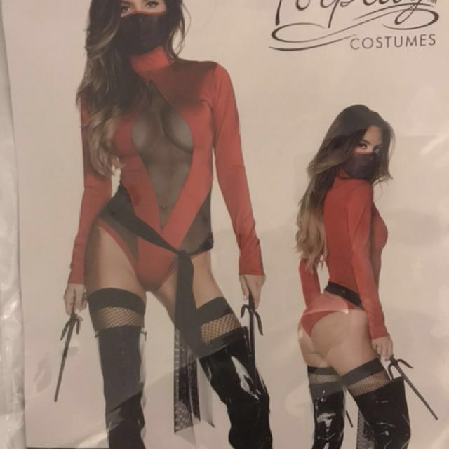 SLAY SOMETHING NINJA COSTUME