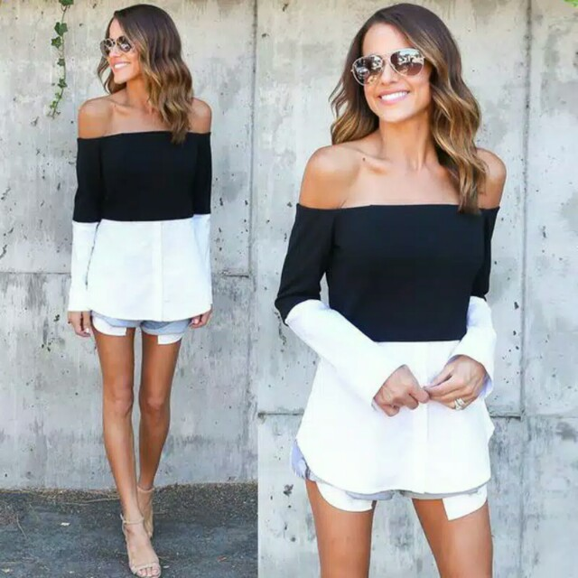 SUPER TRENDY TOP