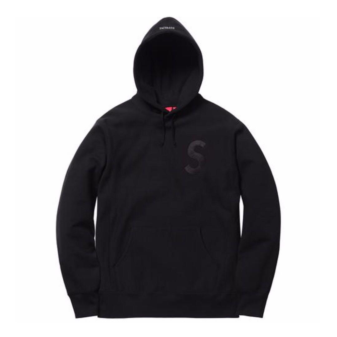 ee958d15f2a4 Supreme Tonal S Logo Hooded Sweatshirt