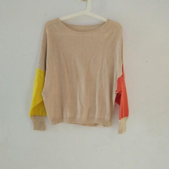 Sweater Combi