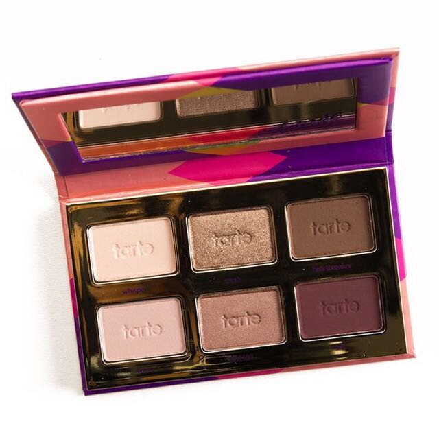 TARTE - TARTELETTE IN BLOOM CLAY EYESHADOW PALETTE