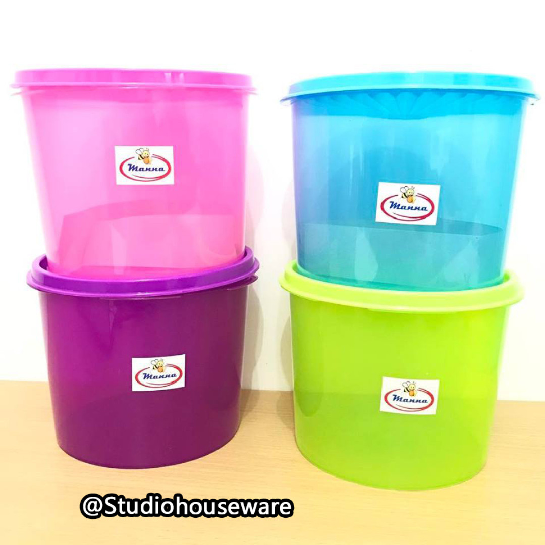 Toples Plastik Manna Warna Kitchen Appliances Di Carousell Wanrna