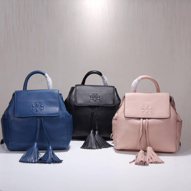ad0972ba320 TORY BURCH Thea Mini Backpack 🎒 on Carousell