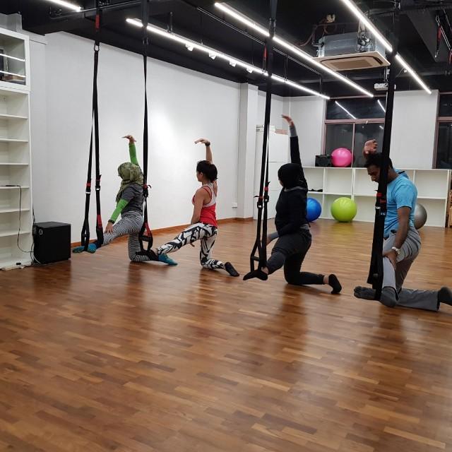TRX Pilates Classes