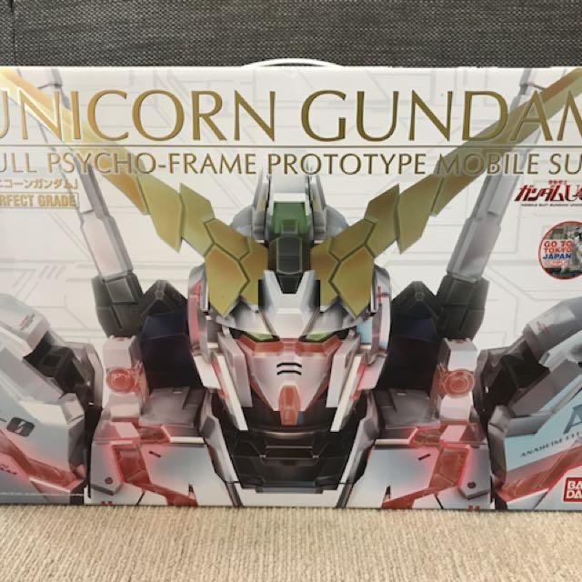 Unicorn Gundam PG Perfect Grade