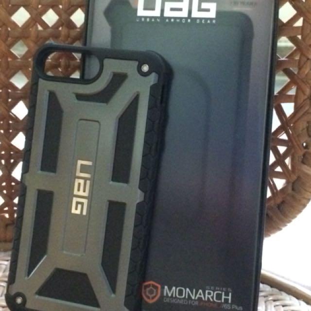 hot sales 51373 387d5 Urban Armor Gear (UAG) -Monarch- for iPhone 6Plus/6s Plus, 7plus and 8plus