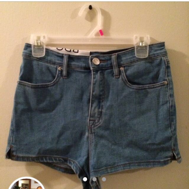 Urban Outfitters Pin Up Shorts Size 29W