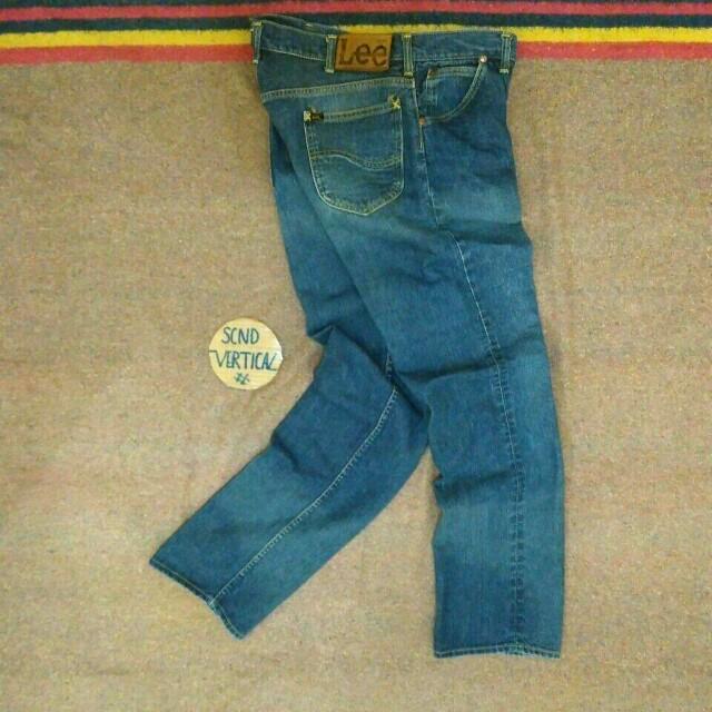 Vintage 60s Lee 101z sanforized