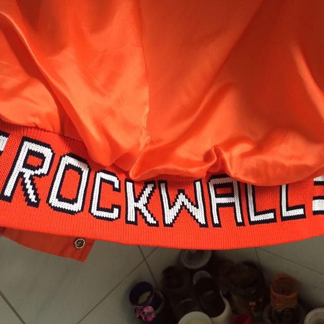 Vintage Rockwall basketball jacket 🏀