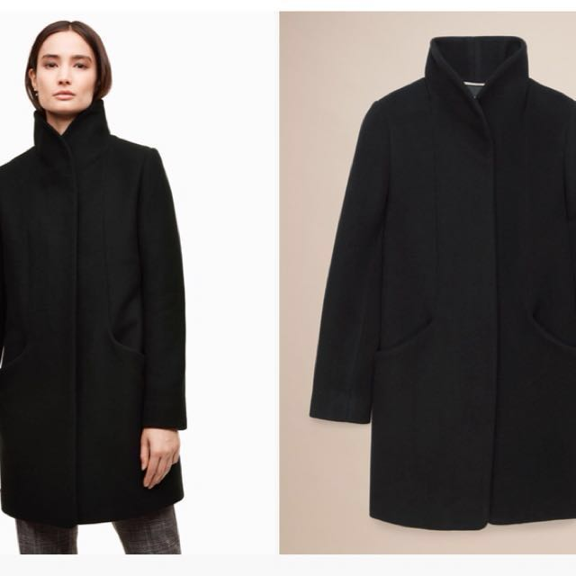 Wilfred Cacoon coat