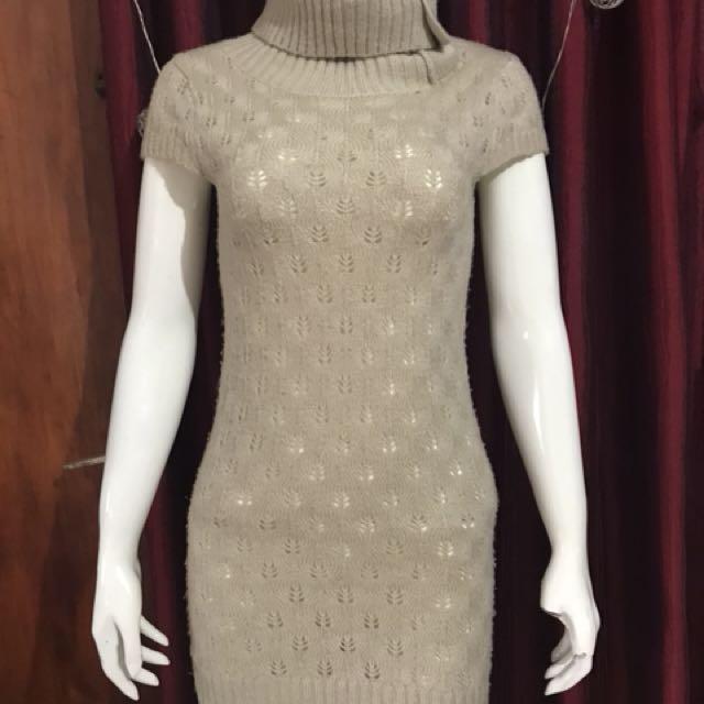 Winter Dress Long Neck