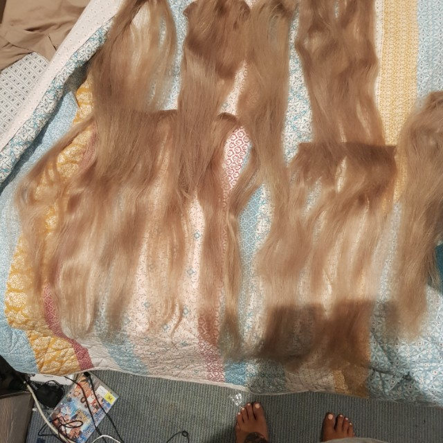 Zala Extra thick 20 inch clip in extensions