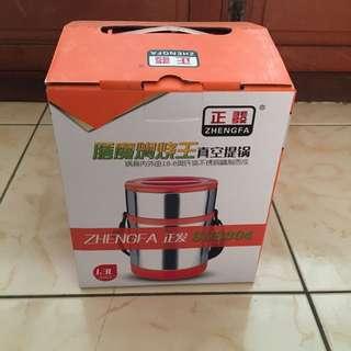 不鏽鋼保溫提鍋(便當盒)