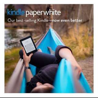 Sealed In Box Refurbished Kindle Paperwhite 2016 (1 Year Warranty)